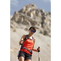 Débardeur de randonnée montagne Femme MH500 Prune