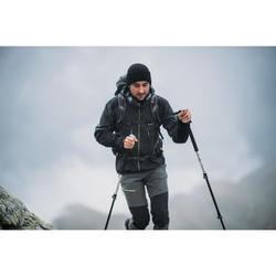 Pantalón de Montaña y Trekking Quechua MH 500 Hombre Gris