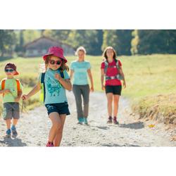 Wandelhoedje voor kinderen MH Kid roze 3 tot 6 jaar