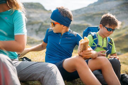 登山|厭倦再吃麵包了?六種親子一起動手做的簡易健行食譜!