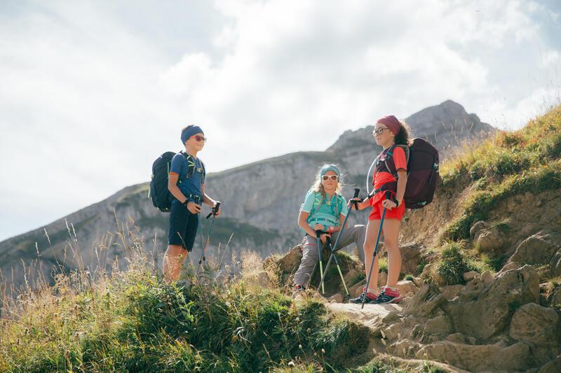 la bonne tenue pour son enfant en rando conseils quechua