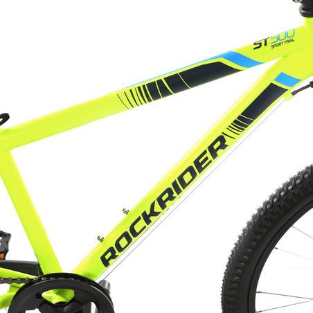 Vélo de montagne ST500 24po – Enfants