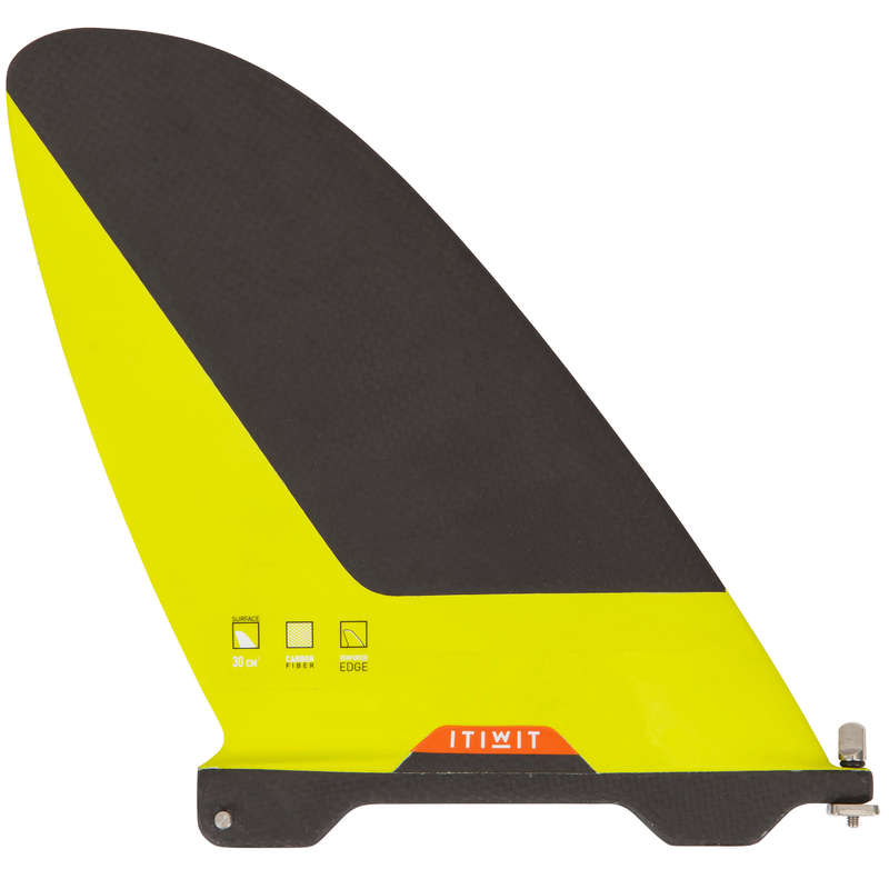 Bombas, leash, quilhas SUP Stand up paddle, SUP - QUILHA SUP CORRIDA 900 CARBONO ITIWIT - Acessórios Stand Up Paddle