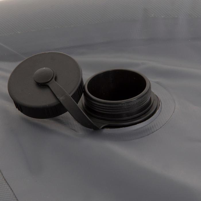 Kajak aufblasbar Drop Stitch Hochdruck X100+ 2-Sitzer