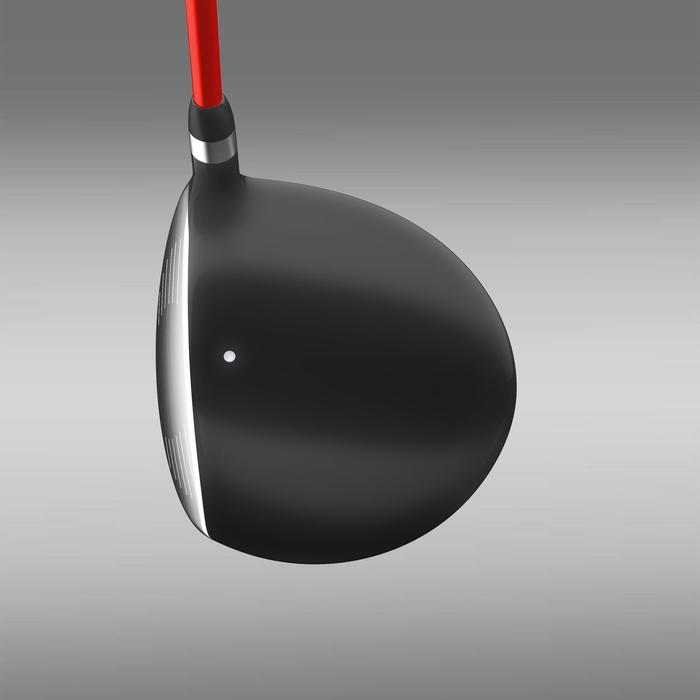 Golfdriver voor kinderen van 8-10 jaar linkshandig