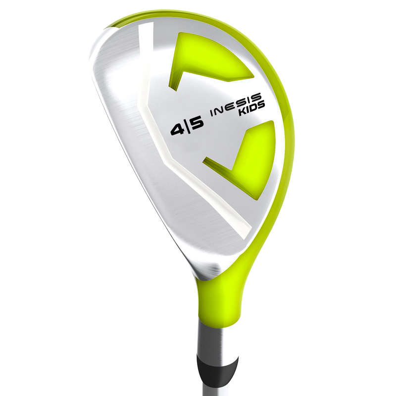 GYEREK GOLF FELSZERELÉS Golf - Gyerek hibrid golfütő  INESIS - Golfütő, golflabda