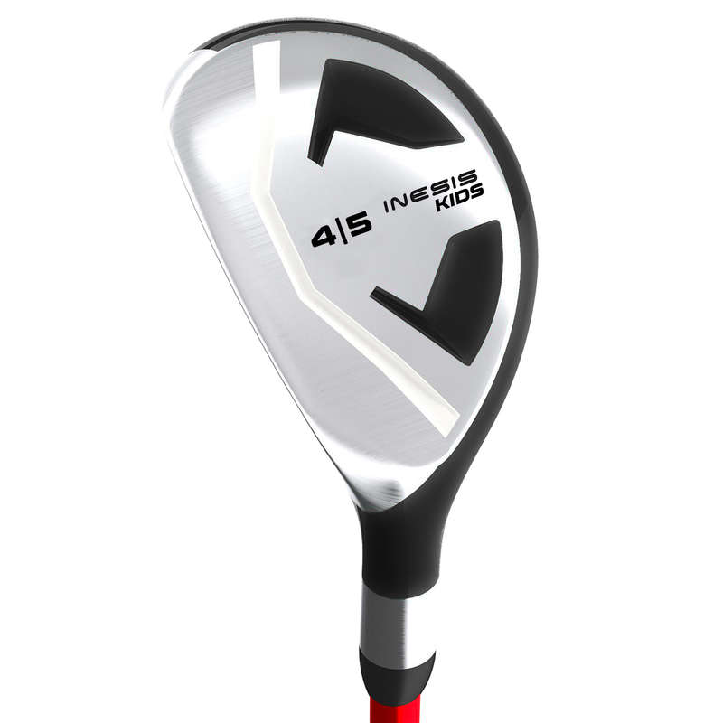 JUNIOR GOLF EQUIPMENT Golf - Hybrid for 8-10 year olds INESIS - Golf Clubs