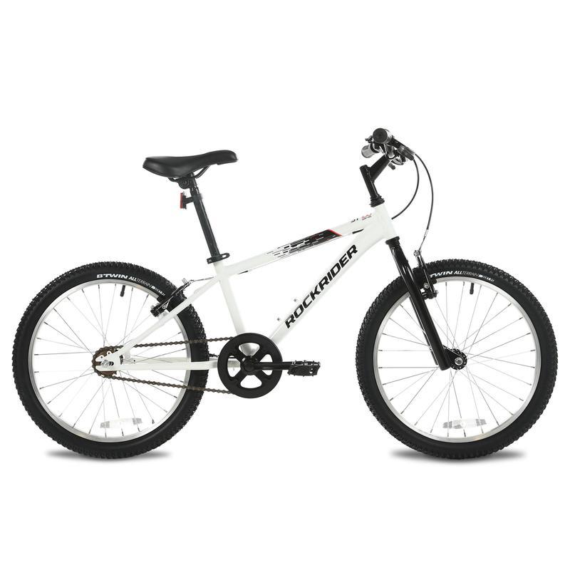 "Kids' Mountain Bike RR 20"" ST 100"