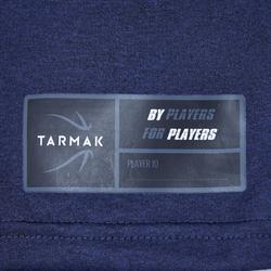 籃球上衣TS500-深藍色/NET款