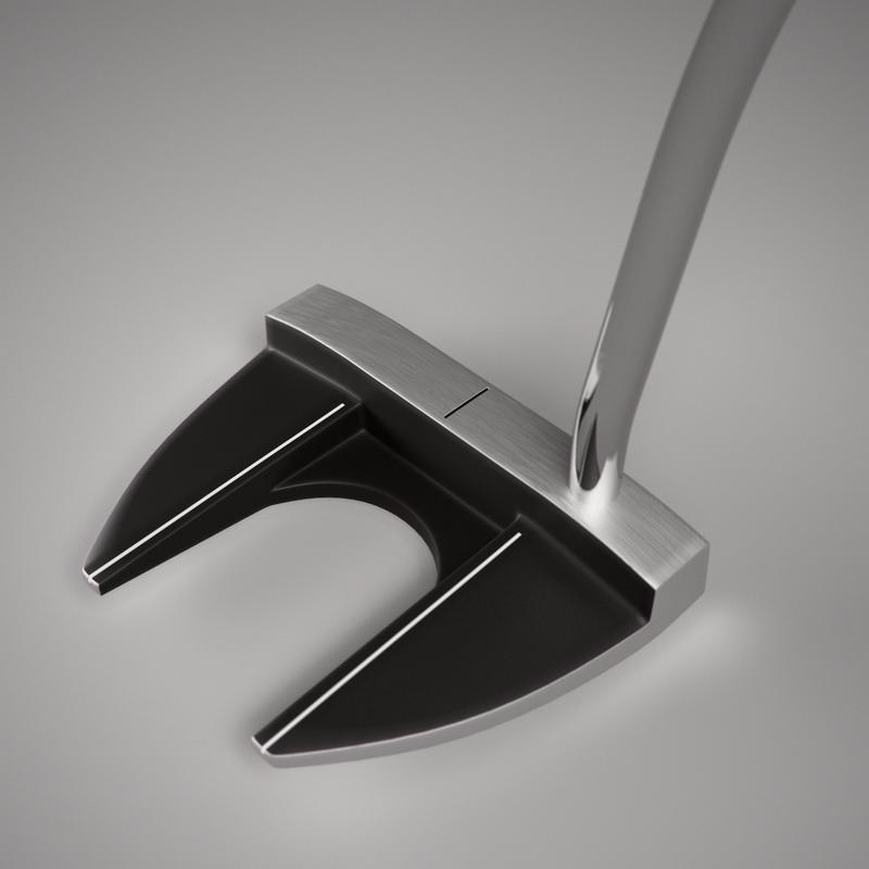 Junior golf putter 11-13 years left-hander