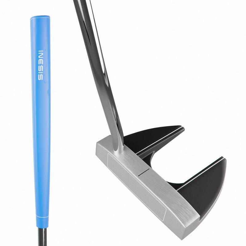 JUNIOR GOLF PACK Golf - PUTTER 11–13 LET LEVÁK INESIS - Golfové hole a sety