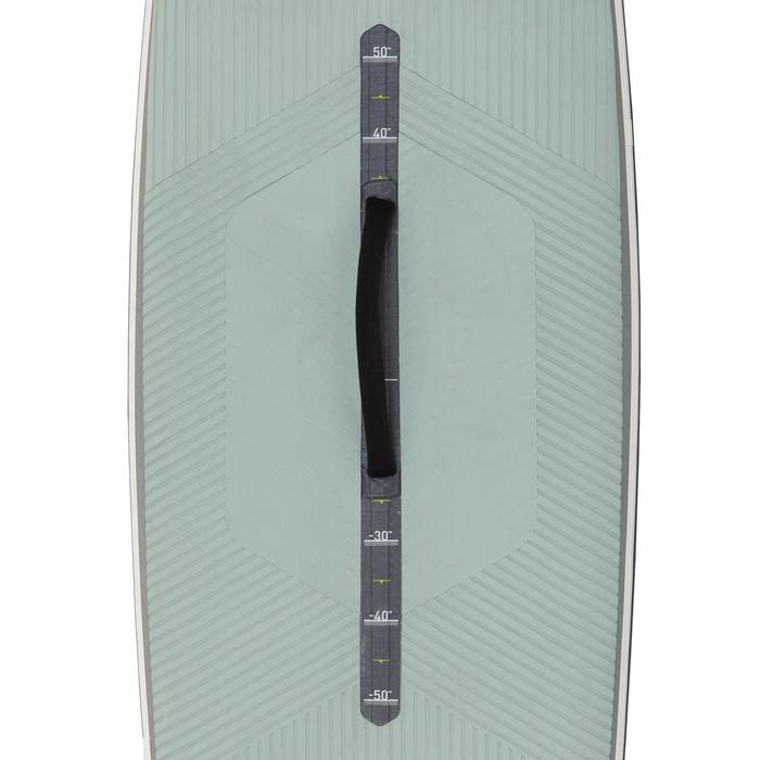 INFLATABLE STAND UP PADDLE BOARD FOR RACING INTERMEDIATE 12 FEET 6 INCHES