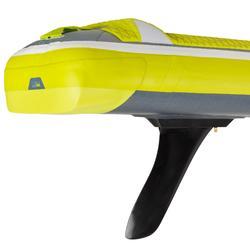 SUP-Board R500 aufblasbar Rennen Race Fortgeschrittene 14'