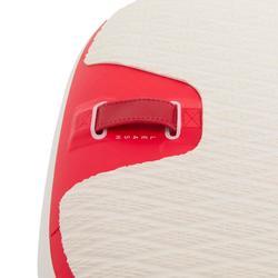 Opblaasbaar touring supboard voor beginners 10 voet rood