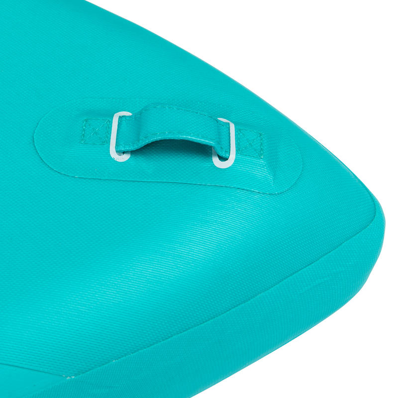 กระดานยืนพายทางไกลแบบสูบลมสำหรับมือใหม่ขนาด 10 ฟุต (สีเขียว)