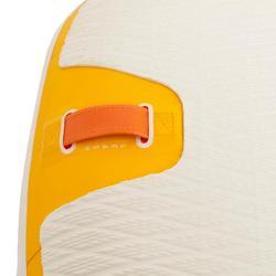 Opblaasbaar touring supboard voor beginners 11 feet geel