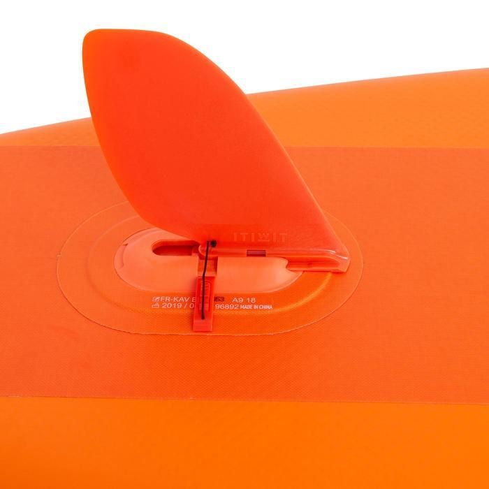 Vin voor opblaasbaar touring supboard montage zonder gereedschap