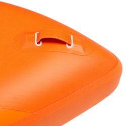 充氣式初階旅行立式划槳板 11'-黃色
