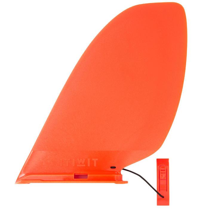 Finne ohne Werkzeug für Stand Up Paddle aufblasbar