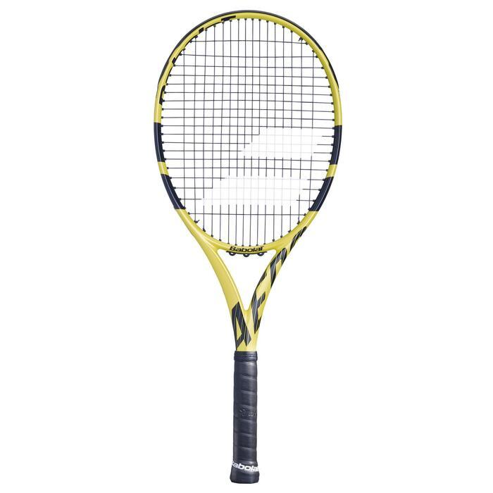 Tennisracket volwassenen Babolat Aero G zwart/geel