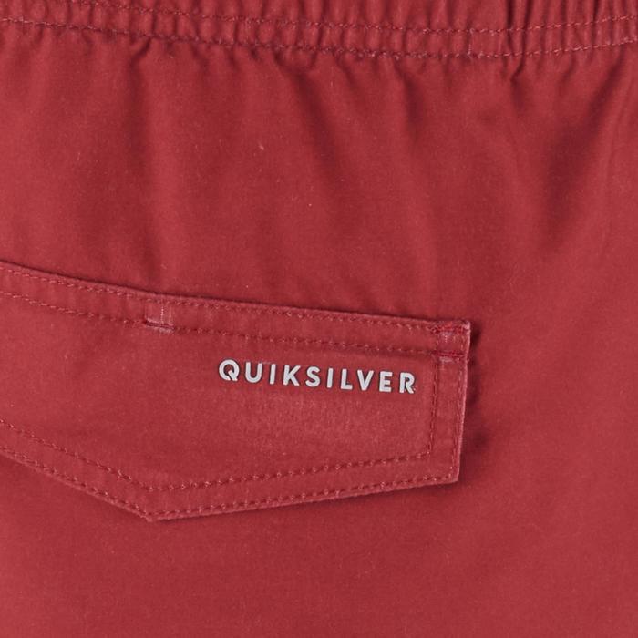 Boardshort homme AQUASTRIPE 17' Quiksilver rouge