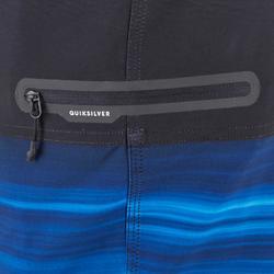 Boardshorts Highline 18' Stretch Herren blau