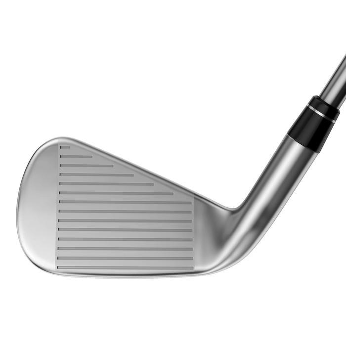Set golfirons voor heren rechtshandig 5-PW grafiet regular