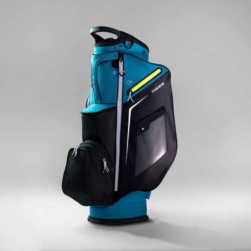 Inesis Golf Trolley Bag Turquoise