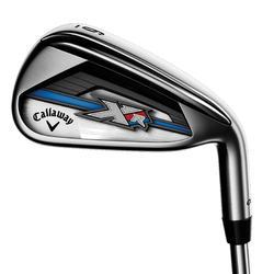 Set golfijzers XR OS rechtshandig grafiet maat 2 lage snelheid