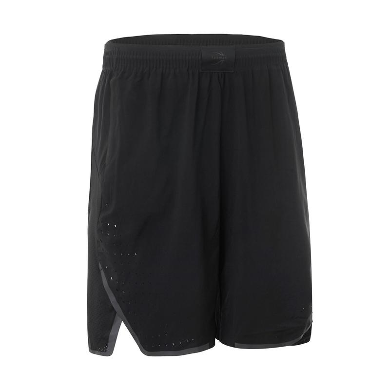 Erkek Basketbol Şortu - Siyah - SH900