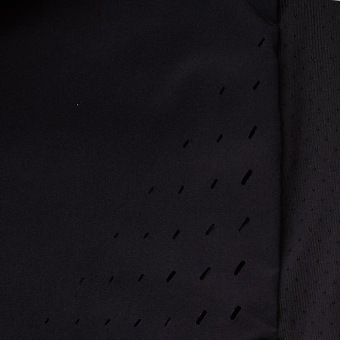Basketbalshort voor heren SH900 zwart