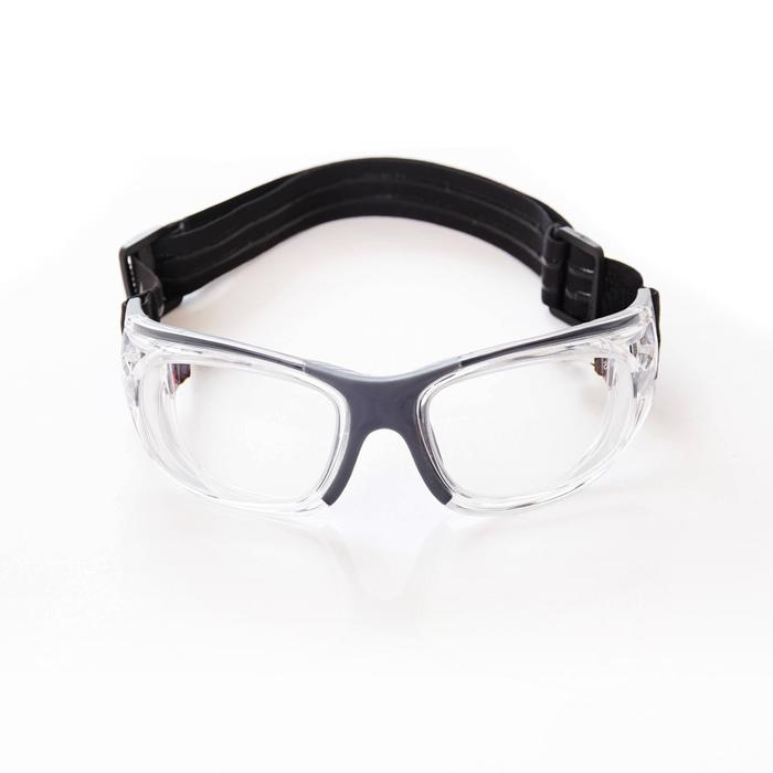 成人款籃球護目鏡-黑色