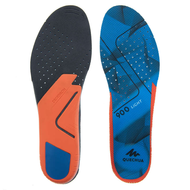 HIKING INSOLES Hiking - INSOLE HIKE 900 QUECHUA - Outdoor Shoe Accessories