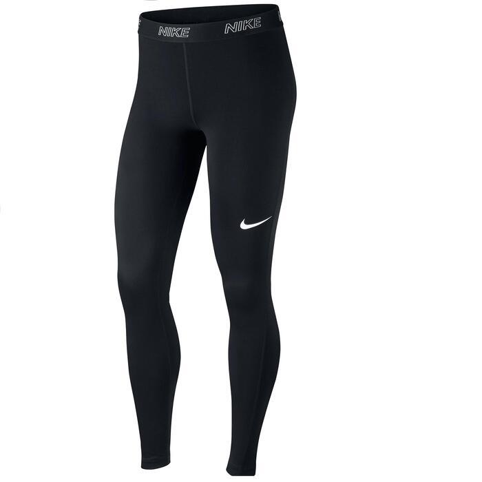 NIKE Leggings Fitness Cardio Damen schwarz