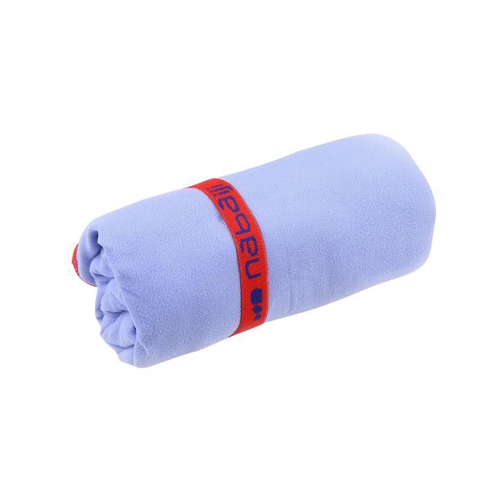 Microfibre Towel, L - Indigo