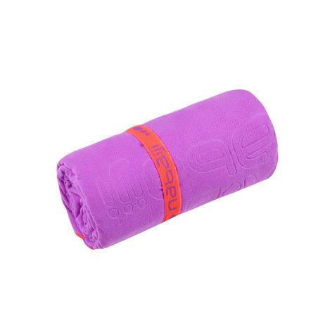 Handuk Microfiber L - Ungu