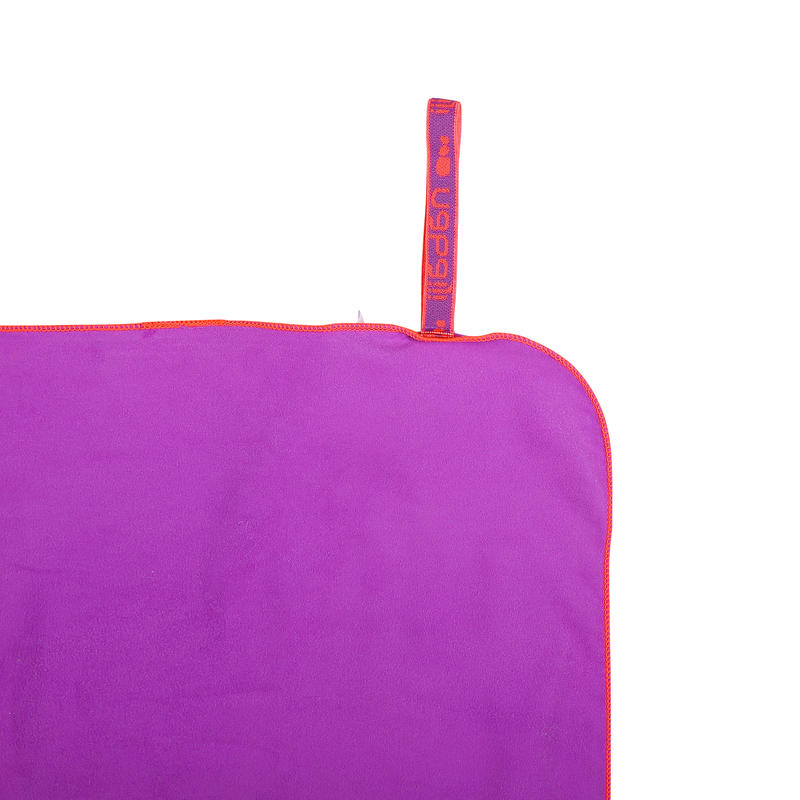 Microfibre Towel L - Purple