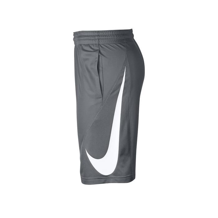 Pantalón Baloncesto Nike Corto Gris