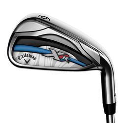 Golf Eisensatz XR OS 5-PW Rechtshand Graphit Lady Damen