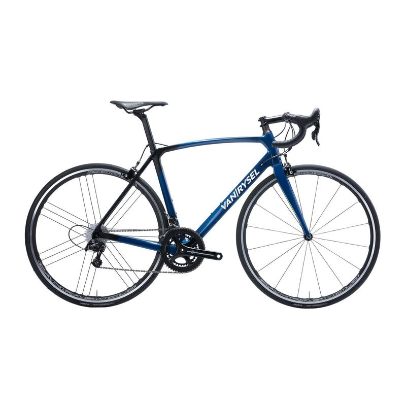 Road Bike Ultra CF Potenza - Blue
