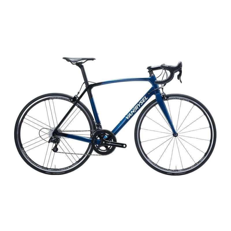 BICI DA CORSA PERFORMANCE UOMO Ciclismo, Bici - Bici da corsa ULTRA CF POTENZA VAN RYSEL - Ciclismo su strada