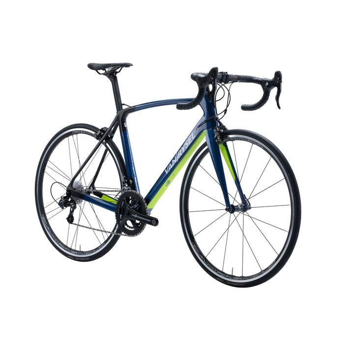 Rennrad Ultra 920 CF Potenza 11-fach blau