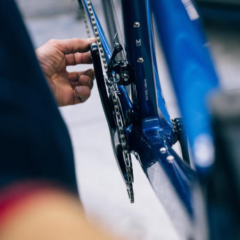 Vérifications vélo de route