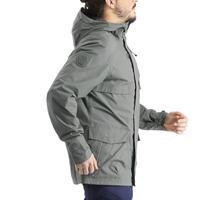 Men's Country Walking Waterproof Jacket - NH550 Imper