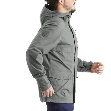 Men's country walking rain jacket - NH550 Rain jacket