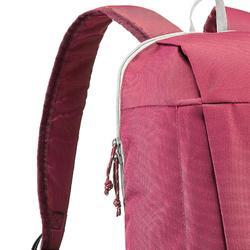 Wanderrucksack Naturwandern NH100 10Liter rosa