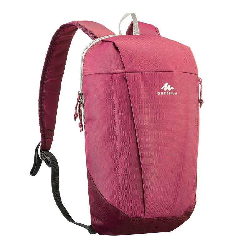 10L TO 30L NATURE HIKING BACKPACKS - Backpack NH100 10 L - Pink