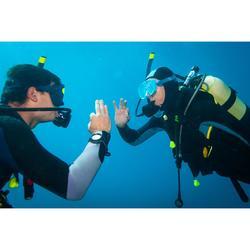 Gilet stabilisateur de plongée bouteille SCD 100