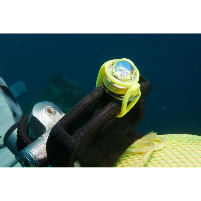 Luz Buceo Submarino/Flashlight Subea SCD Intermitente