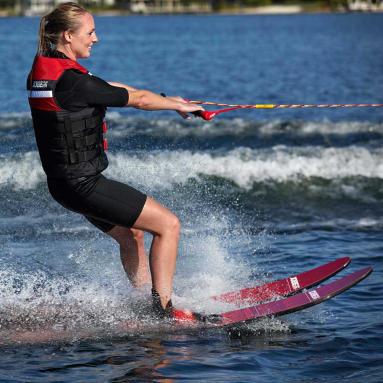 ski nautique femme